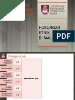 CTU555 Sejarah Malaysia - Pluraliti Masyarakat Di Alam Melayu