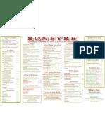 Bonfyre American Grille DINNER_032510
