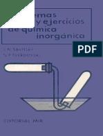 Prob y Ejer de Quimica Inorganica