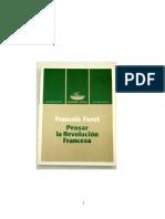 3-Furet, Francois, (Versión Tipeada) Apartado II Del Catecismo Revolucionario, En Pensar La Revolución Francesa