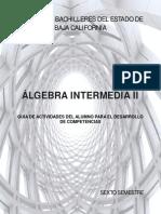60 Algebra II Edicion
