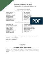 Constitución La Pampa