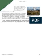 Géothermie — Wikipédia