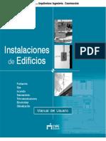 Instalaciones de Edificios - Fontaneria, Gas, Incendios, Saneamiento, Telecomunicaciones, Electricidad, Climatizacion