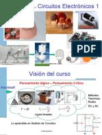 EL01 2013-1 Capitulo 1 Diodos