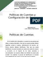 Politicas de Cuentas