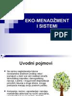 Milan Rajković - Eko-menadžment i Sistemi