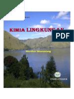 UNIMED-Boo s-26451-Buku Kimia Lingkungan ISBN (Manihar)