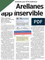 25-03-16 Deja Arellanes app inservible