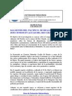 Dos Censos en La Investigacion Sobre Salmones en Rio Grande