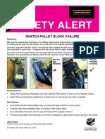 3 LOR Safety Alert 11_04 Pulley Block[1]