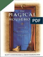 The Magical Household Scott Cunningham