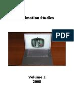 Animation Studies Vol. 3