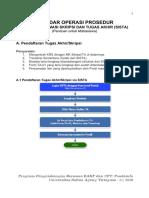 Manual Prosedur SISTA