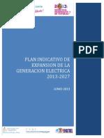 Plan Indic. de Exp. de Gen. Elect 2013-2027_2