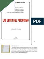 Las Leyes Del Psiquismo - Alberto E. Fresina.pdf