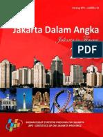 Jakarta Dalam Angka 2011