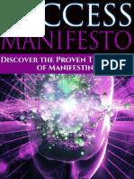 Success Maniffesto