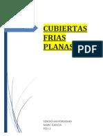 cubiertas planas invertidas  word
