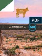 360i SXSW 2016 Interactive Recap