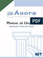 Manual Agora Restaurant 3.9