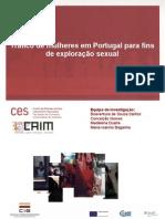 Trafico de Mulheres em Portugal para Fins de Exploração Sexual