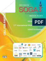 SOGAT 2016 Brochure
