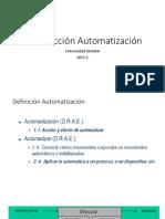 Clase 2 Introducción Automatización