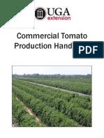 Comercial Tomato Production Handbook