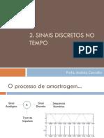 PDS_02 -Sinas Discretos No Tempo