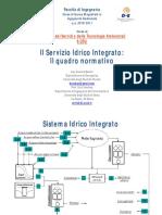 Slide Servizio Idrico Integrato