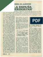 La Espana Peregrina