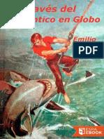 Emilio Salgari-A Través Del Atlántico en Globo