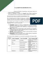 P1. Introducción Al Diseño de Bioproductos