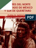 CDI - Otomiés Del Norte Del Estado de Mexico y Sur de Queretaro