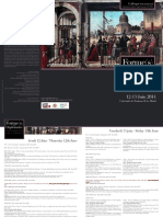 Programa do Coloquio de História da Diplomacia