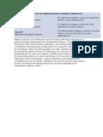 Clasificación Nathoo de Las Pigmentaciones Dentales Extrínsecas