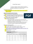 sample lesson plan - science