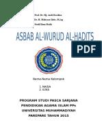 asbab al-wurud