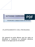 Actividad Experimental #6