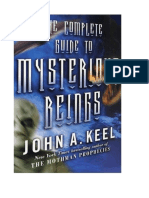 John Keel-The Complete Guide to Mysterious Beings