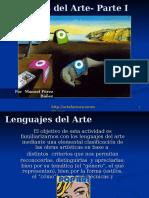 Lenguajes Del Arte Figurativo o Abstracto