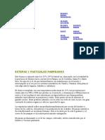 BOSQUES ANDINO PATAGÓNICOS