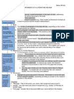 Components Literature Review