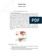 Diabetic Ulcer (promotif preventif kuratif rehabilitatif)