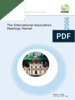 Congresos y Convenciones Informe 2006