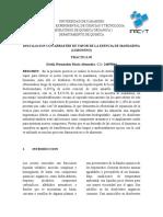 Informe Practica de Extraccion Del Limoneno