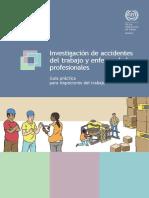 Investigación de Accidentes Del Trabajo