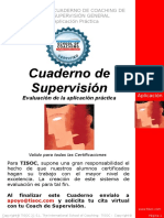 Cuaderno Supervisión General