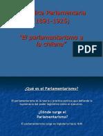 Parlamentarismo a La Chilena